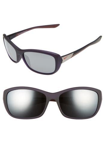Nike Flex Finesse 5m Sunglasses - Matte Purple Dynasty