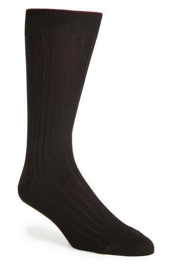 Men's Nordstrom Mens Shop Cotton Blend Socks
