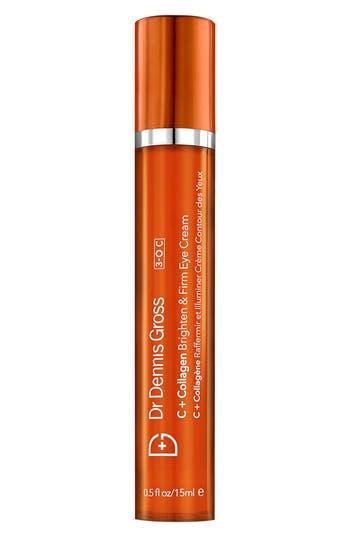 Dr. Dennis Gross Skincare C+ Collagen Brighten & Firm Eye Cream