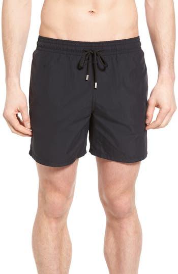 Vilebrequin Swim Trunks, Black