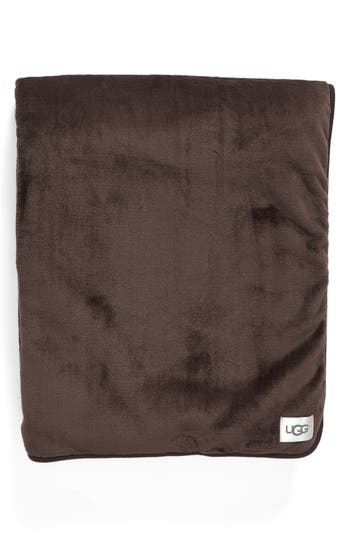 Ugg Xl Duffield Spa Throw, Size One Size - Brown