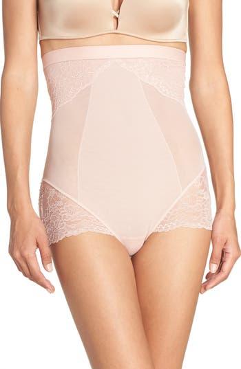 Women's Spanx Spotlight On Lace High Waist Briefs