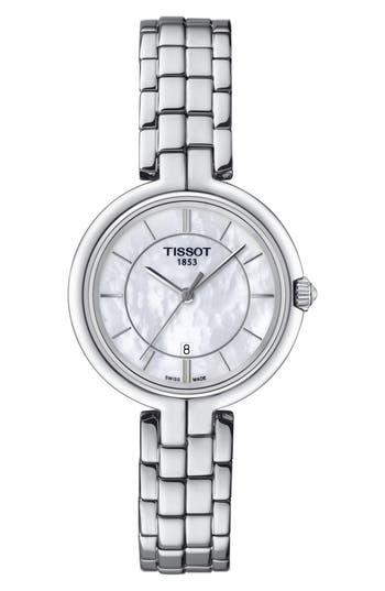 Women's Tissot Flamingo Bracelet Watch, 26Mm