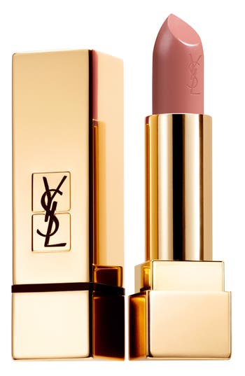 Yves Saint Laurent Rouge Pur Couture Lip Color - 06 Rose Bergamasque