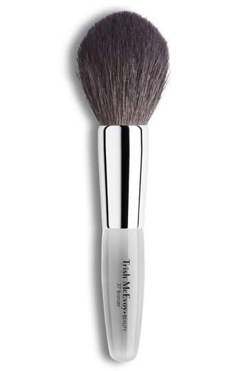 Trish Mcevoy #37 Bronzer Brush, Size One Size - No Color