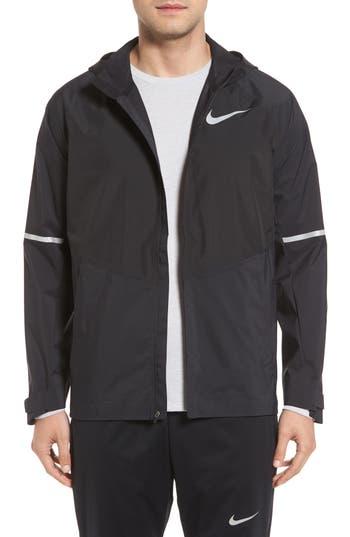 Men's Nike Zonal Aeroshield Hooded Running Jacket