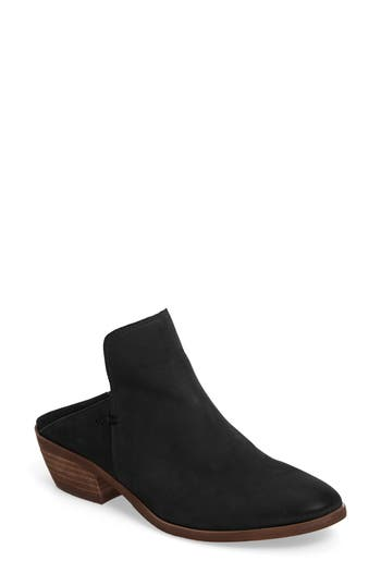 Sam Edelman Prentice Convertible Ankle Boot, Black