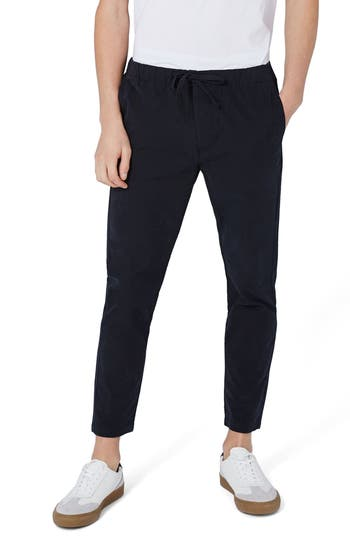 Men's Topman Skinny Fit Pinstripe Trousers