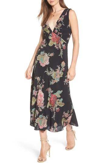 Women's Privacy Please Maria Midi Dress