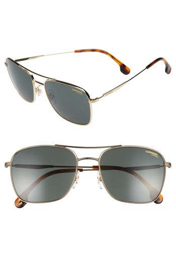 Carrera Eyewear 5m Navigator Sunglasses - Gold