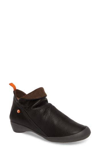 Softinos By Fly London Farah Bootie, Black