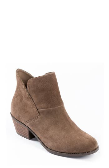 Me Too Zena Ankle Boot, Beige