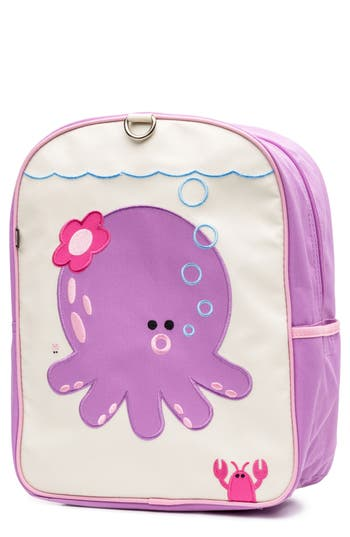 Toddler Beatrix New York Little Kid Backpack - Purple