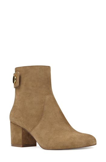 Nine West Quarryn Bootie, Green