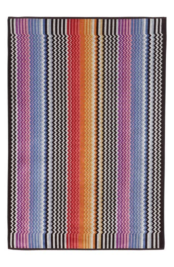 Missoni Stan Hand Towel, Size One Size - Pink