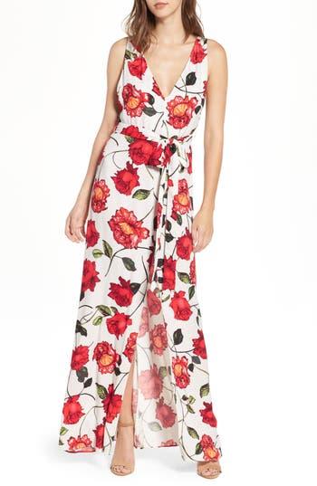 Women's Afrm Rowan Maxi Dress