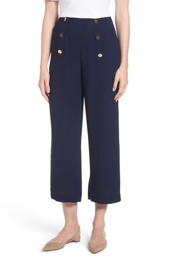 Women's Draper James Crop Sailor Pants