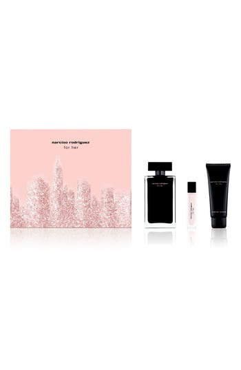 Narciso Rodriguez FOR HER EAU DE TOILETTE SET ($153 VALUE)