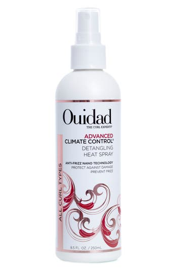 Ouidad Advanced Climate Control Detangling Heat Spray, Size