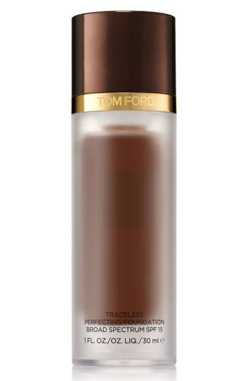 Tom Ford Traceless Perfecting Foundation Spf 15 - 12.0 Macassar