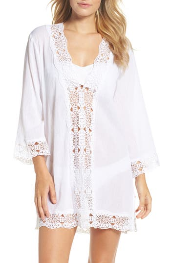 La Blanca ISLAND FARE COVER-UP TUNIC