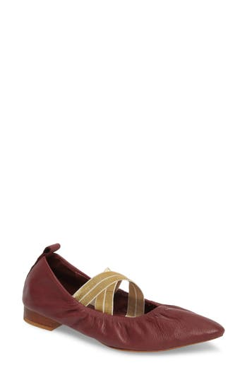 Free People Solitaire Flat, Purple