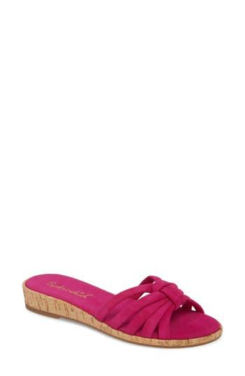 Women's Splendid Faith Sandal, Size 11 M - Pink