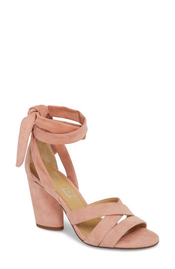 Women's Splendid Fergie Lace-Up Sandal, Size 8 M - Pink