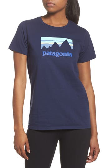 Patagonia SHOP STICKER TEE