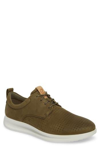 Ecco Aquet Sneaker, Green