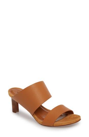 Aquatalia Birdie Sandal, Brown
