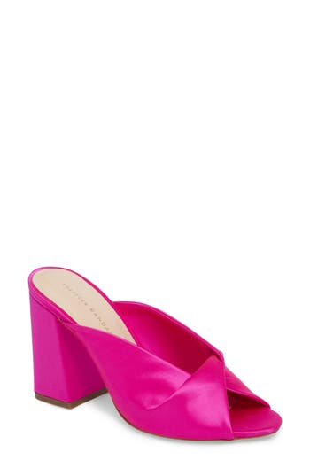 Loeffler Randall Laurel Slide Sandal, Pink