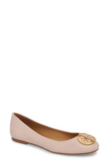 Tory Burch Benton Ballet Flat, Pink