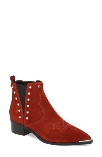 Marc Fisher Ltd Yente Chelsea Boot, Brown
