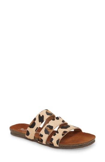 Matisse Florence Slide Sandal, Beige