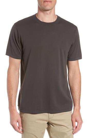 Bonobos Slim Fit Pima Cotton Sweater T-Shirt, Grey