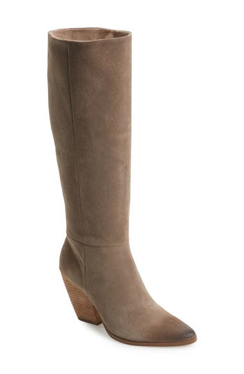 Charles By Charles David Nyles Knee High Boot, Beige