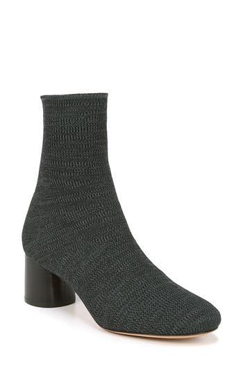 Vince Tasha Sock Bootie, Green