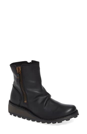 Fly London Mong Boot - Black