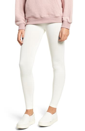 David Lerner Seamless Leggings, White