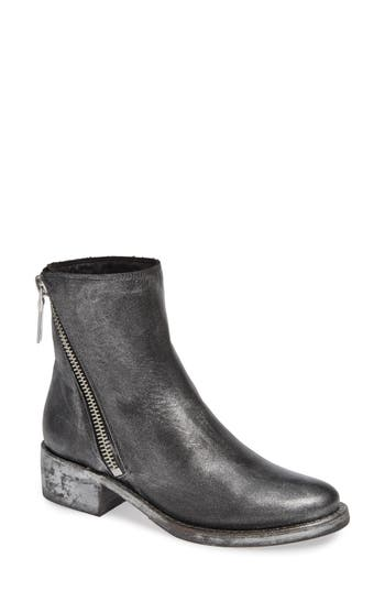 Frye Demi Zip Bootie- Black