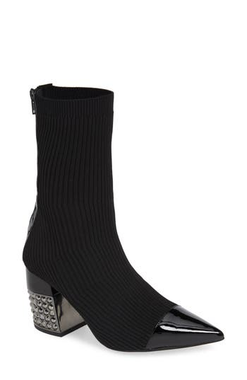 Jeffrey Campbell Fulfill Bootie- Black