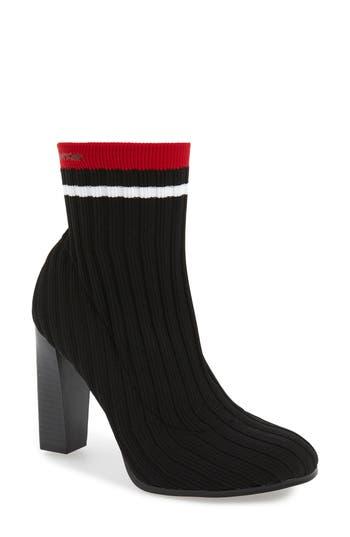 Calvin Klein Antoinette Sock Knit Bootie