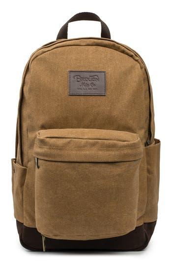 Brixton Basin Classic Backpack - Beige