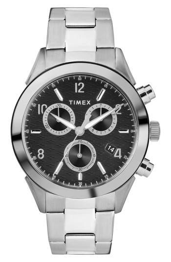 Timex Torrington Chronograph Bracelet Watch, 40Mm