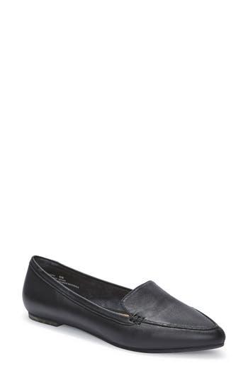 Me Too Audra Loafer Flat- Black