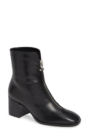 Aquatalia Camden Weatherproof Nappa Boot, Black