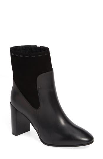 Aquatalia Fineena Weatherproof Bootie, Black