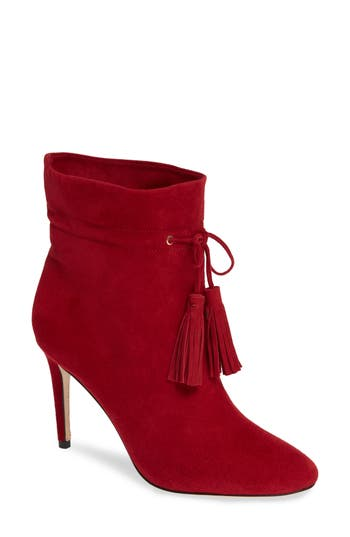 Kate Spade New York Dillane Bootie, Red