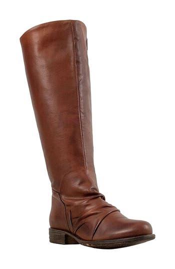 Miz Mooz Lisbon Knee High Boot, Brown